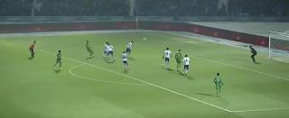 مباراة السعودية مع اوزباكستان