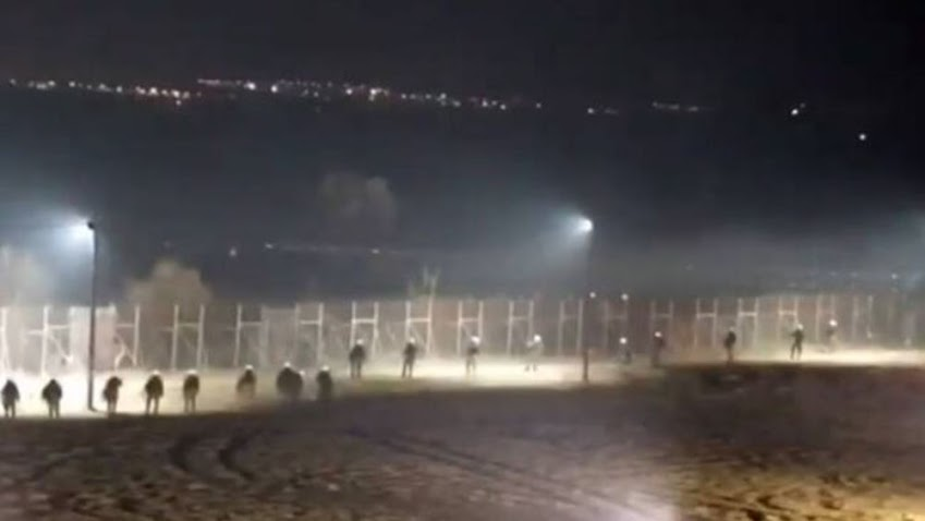 Εκπρόσωπος της Frontex επιβεβαίωσε τουρκικούς πυροβολισμούς στον Έβρο