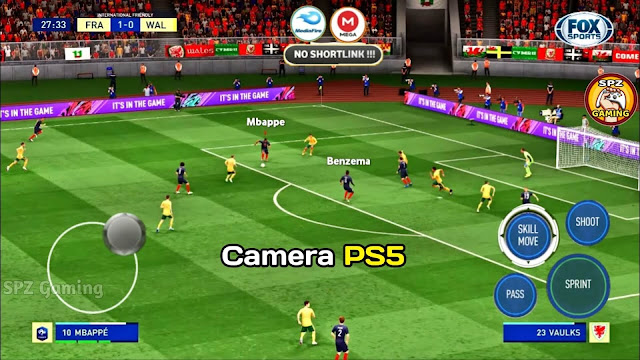 FIFA 22 Mod FIFA 14 Android Offline 900MB Graphics PS5 Real Faces Kits & Transfers 2022