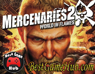 Mercenaries 2 World in Flames Compressed PC Game Download