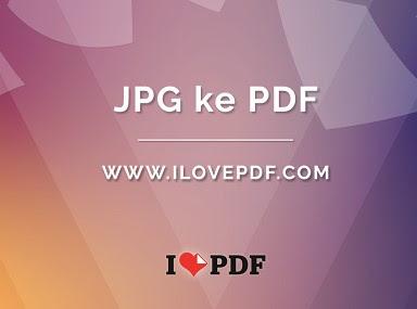 cara merubah gambar jadi pdf online