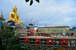 le Bouddha doré