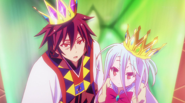 Light Novel No Game No Life