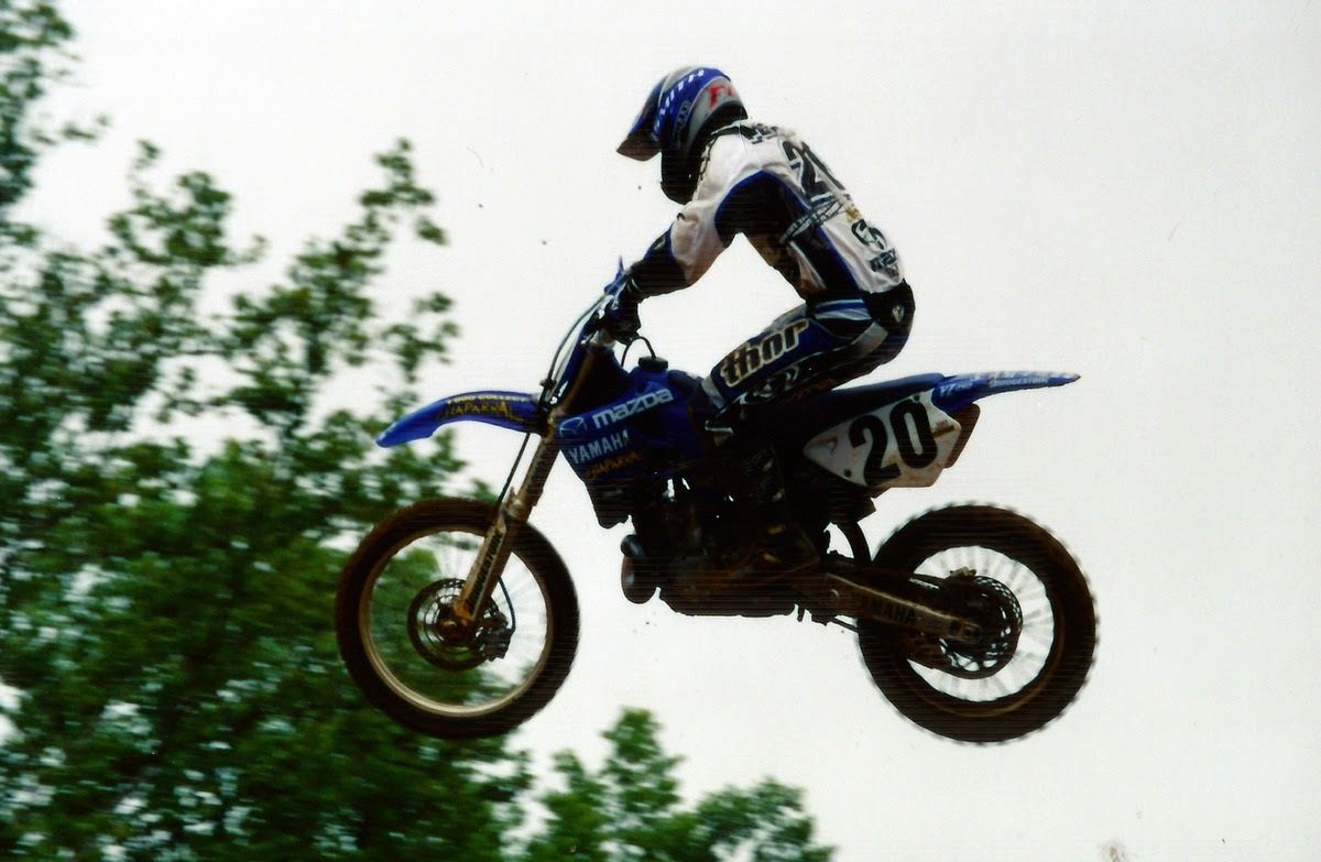 Tim Ferry Budds Creek 1999