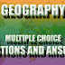 World Geography Multiple Choice Questions with Answers for SSC CHSL Exam 2018