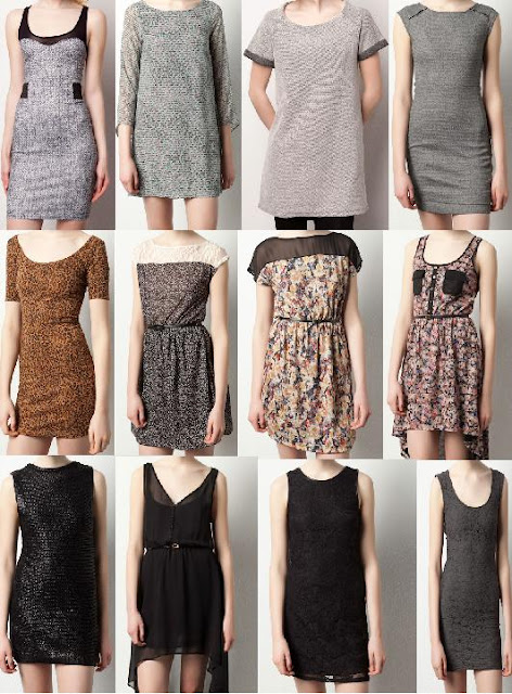 coleccion de vestidos de pull and bear