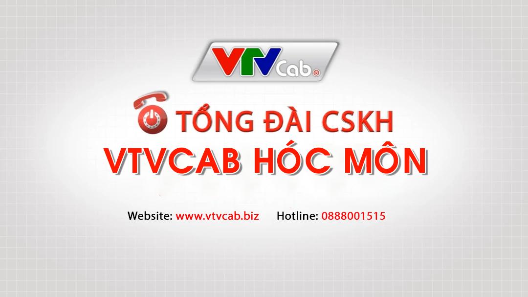 VTVCab chi nhánh Hóc Môn