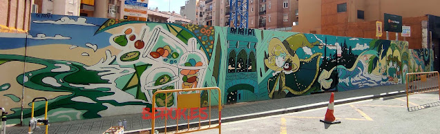 graffiti laia lopez mural