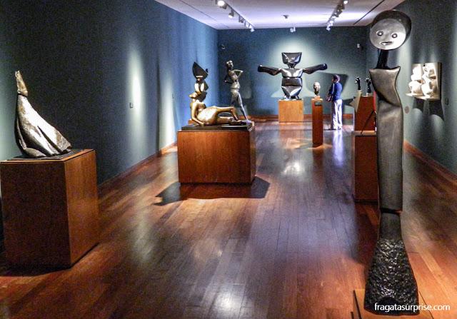 Obras de Max Ernst, Museu Botero, Bogotá