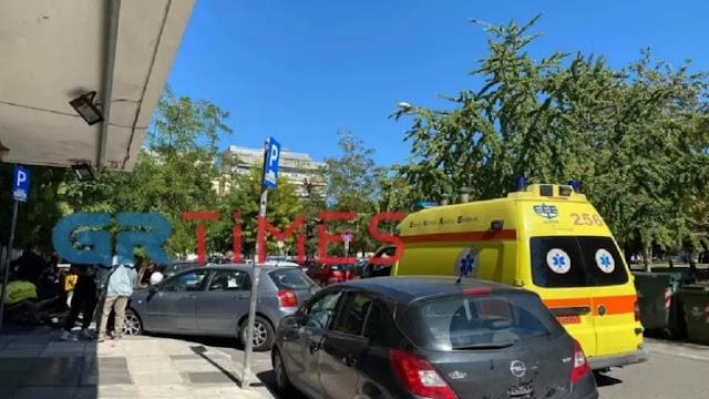 Αιματηρό επεισόδιο στη Θεσσαλονίκη: Επιτέθηκε και τραυμάτισε 45χρονο για να του κλέψει το κινητό