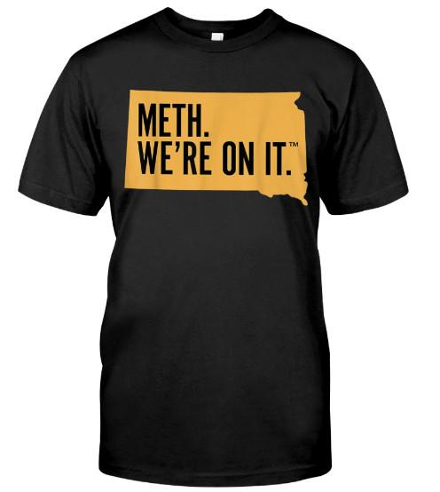 Meth Were On It T Shirt Meth Were On It Hoodie meme Merch. GET IT HERE