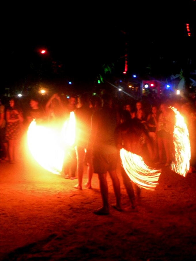 Full Moon Party - The Wayfarer