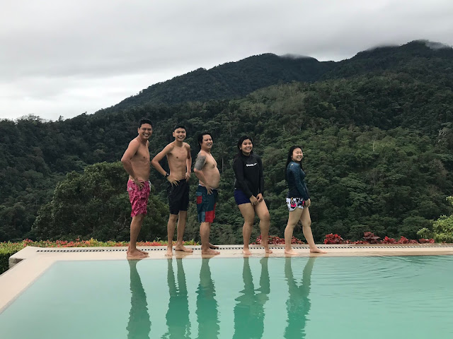 Groupie at Vista Tala Infinity Pool