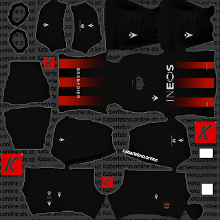 OGC Nice F.C 2020/21 Kits DLS 2021