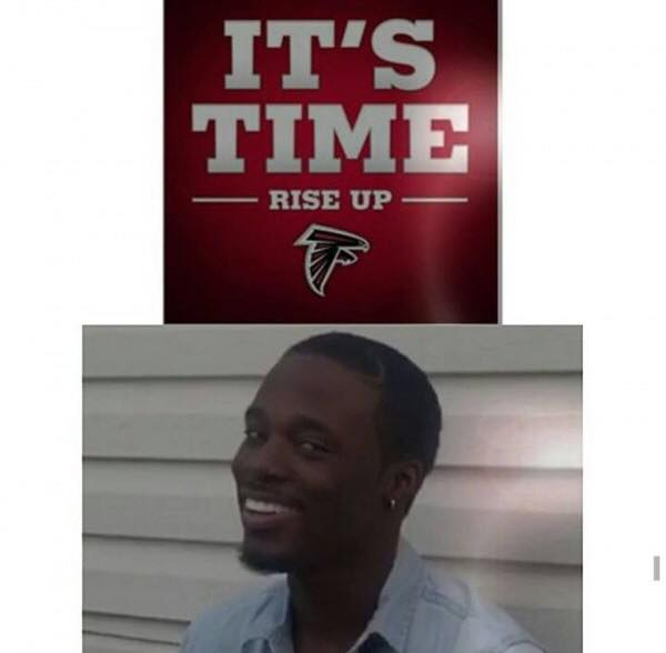 it's time rise up