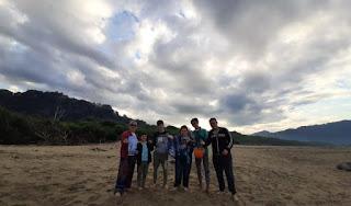 Parque Nacional de Meru Betiri, Isla de Java, Indonesia.