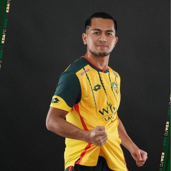 Kedah Darul Aman FC Lotto Kits 2021 -  DLS2019 Kits