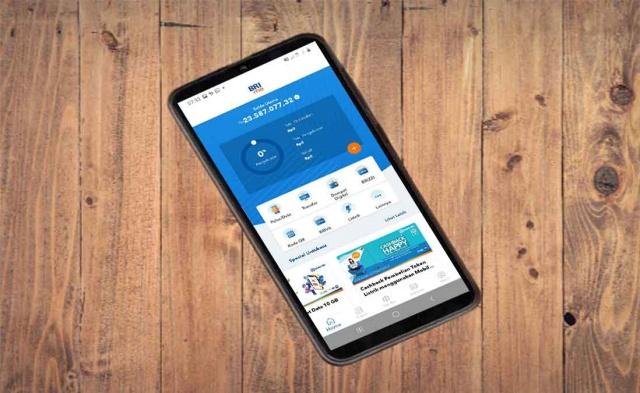 Manfaat Internet BRI Banking