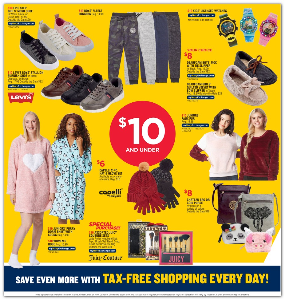 Navy Exchange Black Friday 2019 page 55