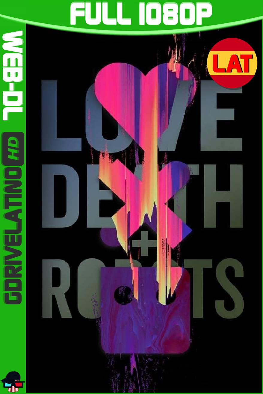 Love, Death + Robots (2021) Temporada 02 NF WEB-DL 1080p Latino-Ingles MKV