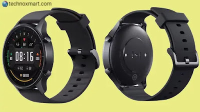 Mi Watch Revolve Launched With Heart Rate Variability Tracking, Up To 2 Weeks Battery Life In India