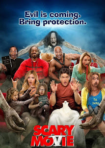 Poster Of Hollywood Film Scary Movie 5 (2013) In 300MB Compressed Size PC Movie Free Download At worldfree4u.com