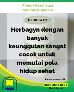 Herbagyn Herbal Kolesterol, Darah Tinggi 50 Kapsul