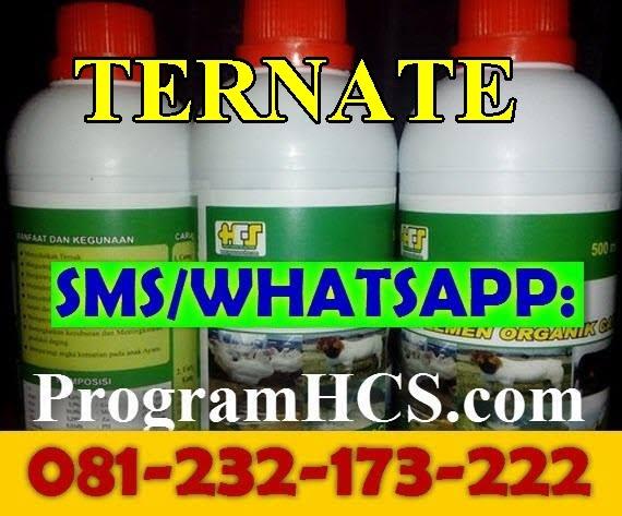 Jual SOC HCS Ternate