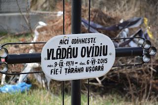 Trisaghion la mormantul Fr. Ovidiu Vladau, Parohia Deusu, Cluj