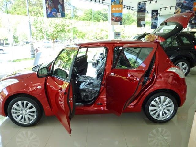Suzuki Swift – đối thủ Toyota Yaris