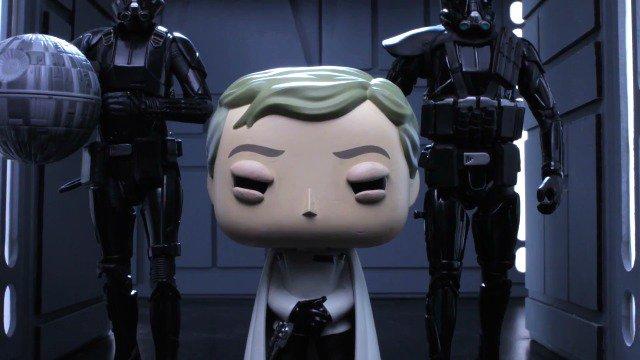 Ya está aquí el capítulo 2 de 'Go Rogue' con las figuras de 'Rogue One: Una historia de Star Wars'