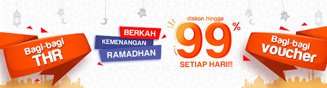 Diskon Ramdhan Blanja.com Bagi Semua Pelanggannya