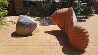 BIG Fish Sculpture in Djugun (Broome) | Australian BIG Things