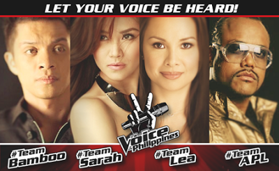 The Voice of the Philippines judge-coach