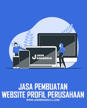 jasa bikin website company profile di bengkulu