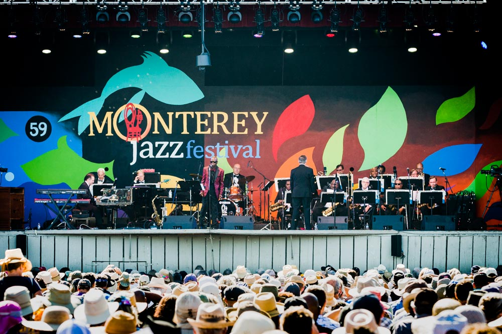 Round About Seattle: Maceo Parker at the 2016 Monterey Jazz