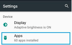 Cara Mudah Menonaktifkan Pelacakan Lokasi di Ponsel atau Tablet Android 3
