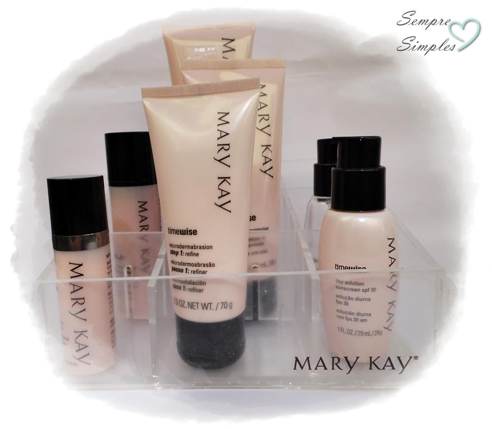 Lançamento Especificações Melhor: Sempre Simples: Timewise Mary Kay