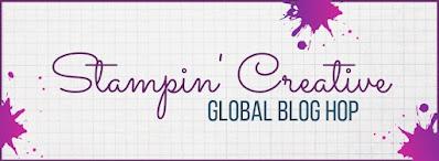 Stampin' Creative Global Blog Hop