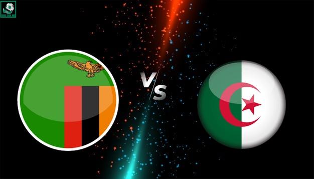 موعد مباراة زامبيا والجزائر في تصفيات كأس أمم أفريقيا 2021