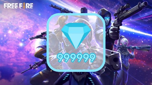 Download Free Fire Mod Diamond