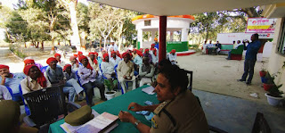 चौकीदार गांवो के सुरक्षा प्रहरी, निभाए अपनी जिम्मेदारी   #NayaSaberaNetwork
