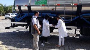 Vigilância Ambiental vai monitorar a qualidade da água de Riachuelo segunda, 22