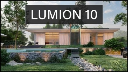 Act-3D Lumion Pro v10.0