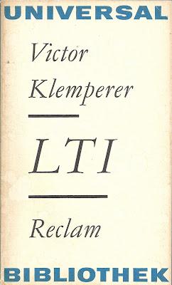 Victor Klemperer - LTI