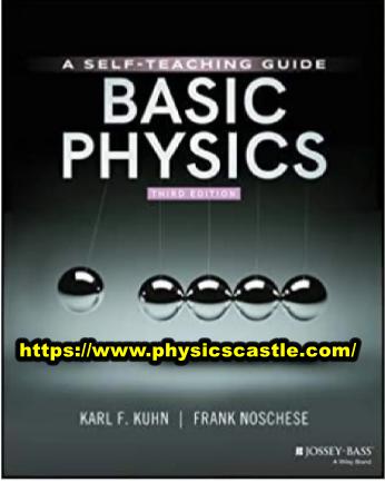 Basic Physics: A Self-Teaching Guide PDF 2021