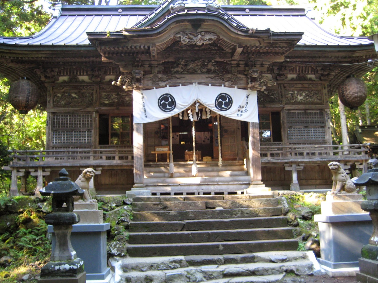 Towada Jinja (Shrine) Lake Towada Towadako 十和田湖 十和田神社