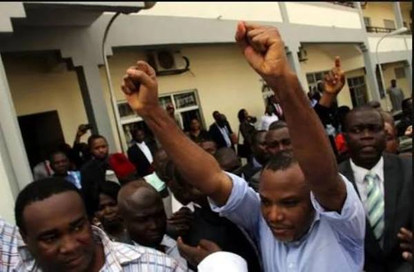 the release of Nnamdi Kanu