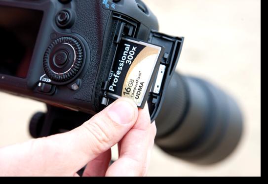 Cara Mangatasi Memory Card Kamera Error