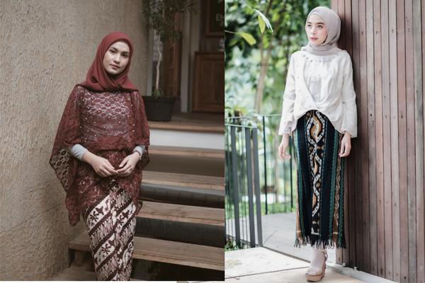 Inspirasi Outfit Kondangan untuk Hijabers : Formal to ...
